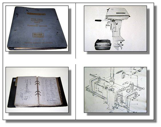 Monark-Crescent-Outboard-Motor-Spare-Parts-List-1966
