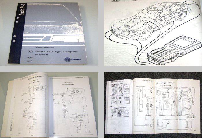 Tolle Saab 9 3 Schaltplan Zeitgenössisch - Der Schaltplan ...