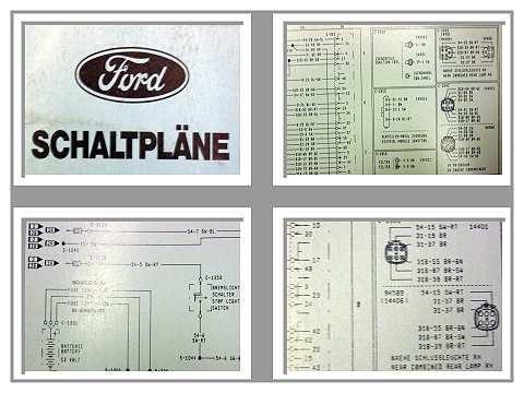 Groß Ford Transit Schaltplan Download Fotos - Der Schaltplan ...