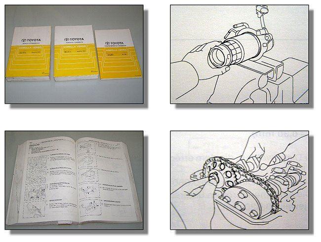 toyota corolla verso manual pdf