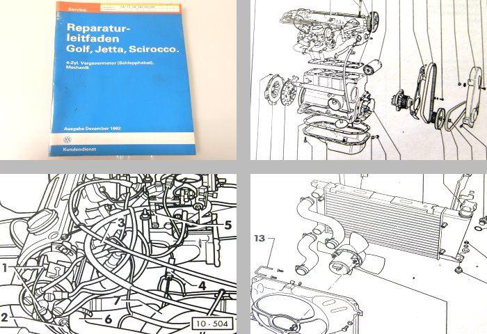 reparaturleitfaden vw golf 1 scirocco werkstatthandbuch. Black Bedroom Furniture Sets. Home Design Ideas