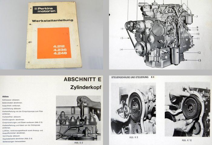 perkins motor werkstatthandbuch. Black Bedroom Furniture Sets. Home Design Ideas