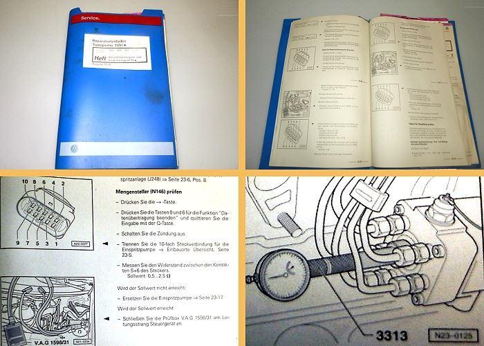 reparatur vw transporter t4 werkstatthandbuch. Black Bedroom Furniture Sets. Home Design Ideas