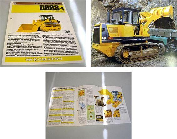 Komatsu d66s 1 Manual